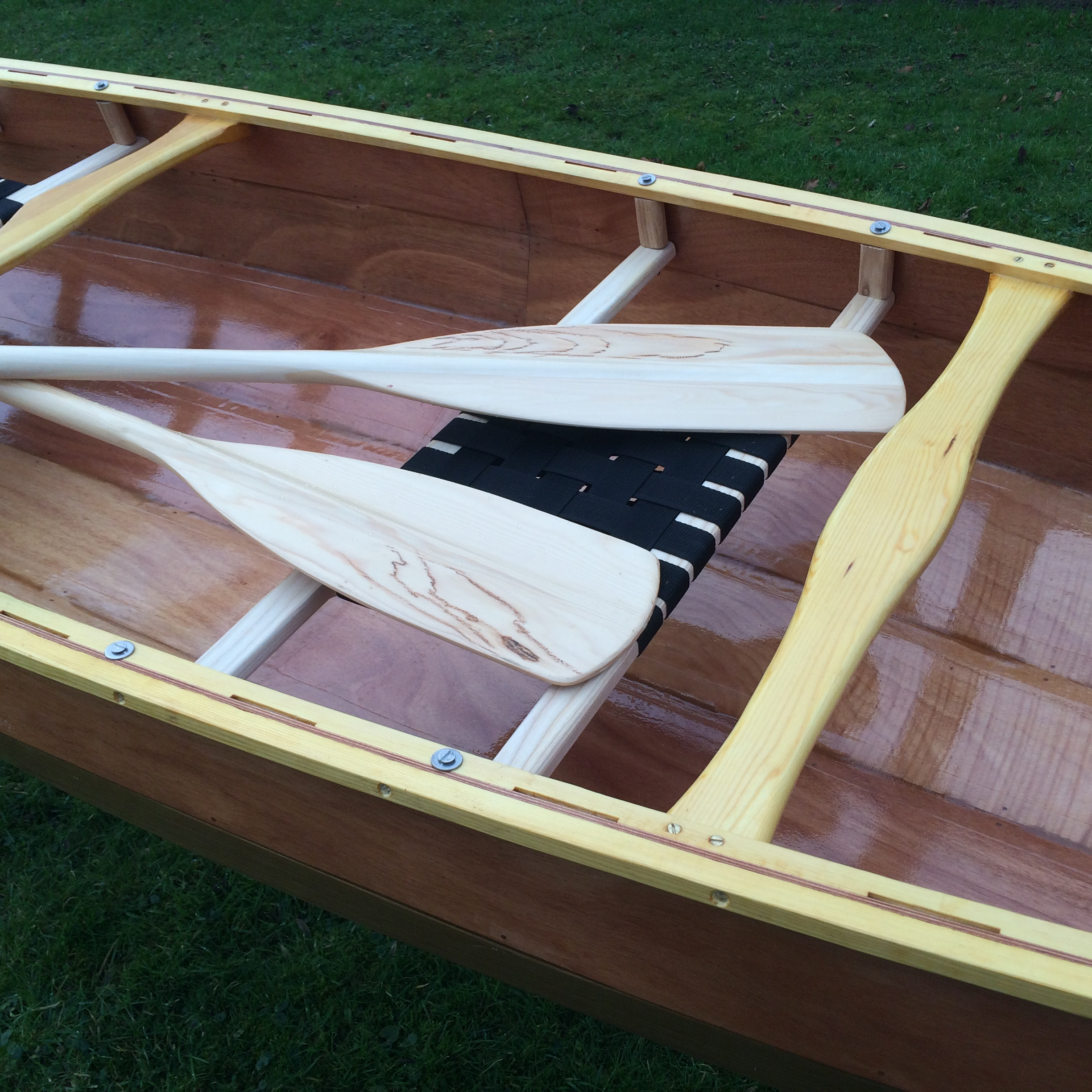 Canoe Paddle Cheap Wooden
