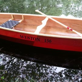 Wooden Canoe vs Fibreglass Canoe
