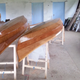 Wooden Canoe Maintenance